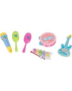 Набор музыкальных инструментов Умные игрушки Музыкальные инструменты S+s toys