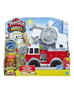 Набор для лепки из пластилина Пожарная Машина Play-doh