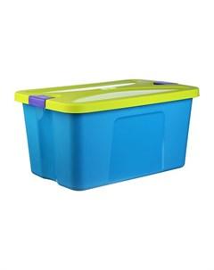Ящик для игрушек Секрет М-пластика