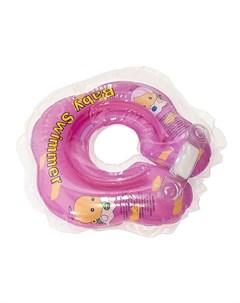 Круг на шею для купания для новорожденных Baby swimmer