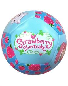 Мяч Шарлотта Земляничка мягкий d 10 см John