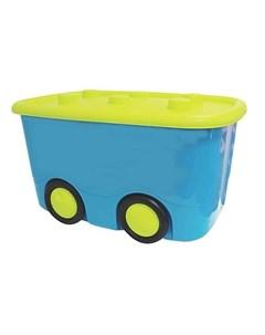 Ящик для игрушек Моби М-пластика