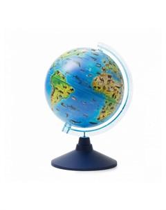 Глобус детский Зоогеографический 210 мм Globen