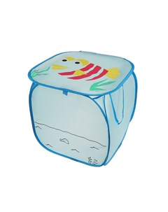 Корзина для хранения Рыбка Наша игрушка
