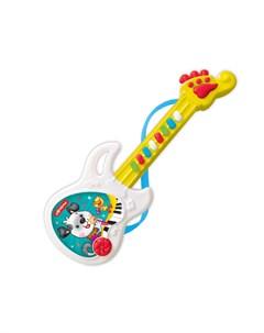 Музыкальная игрушка Веселая гитара Азбукварик