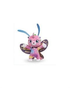 Подвеска Фелисити бабочка Радужно бабочково единорожная кошка