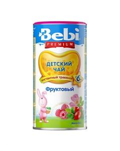 Чай Premium фруктовый с 6 месяцев 200 г Bebi