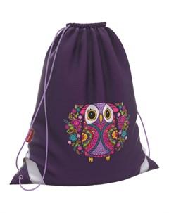 Мешок для обуви Flower Owl Erich krause
