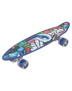 Скейтборд Т17036 N.ergo