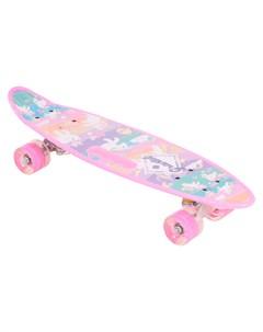 Скейтборд Т17037 N.ergo