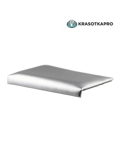Накладка на настольный пылесос серебро Krasotkapro