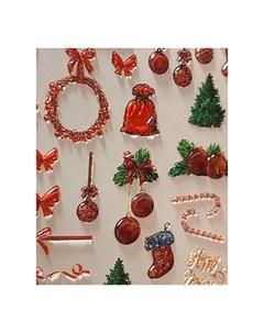 3D слайдер Crystal 794 Рождество Новый год Anna tkacheva