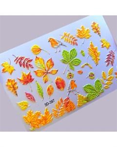 3D слайдер 397 Осень Листья Anna tkacheva