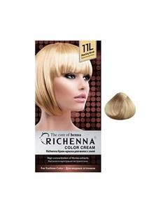 Крем краска для волос 11L Richenna