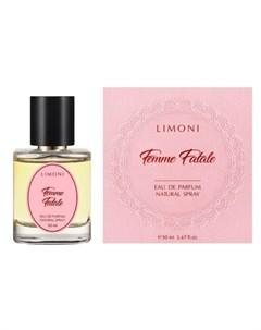 Парфюмерная вода Femme Fatale 50 мл Limoni
