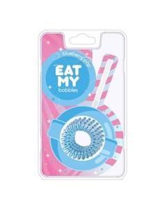 Резинка для волос Голубичный леденец 3 шт Eat my bobbles
