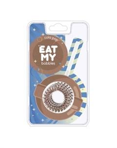 Резинка для волос Леденец с колой 3 шт Eat my bobbles