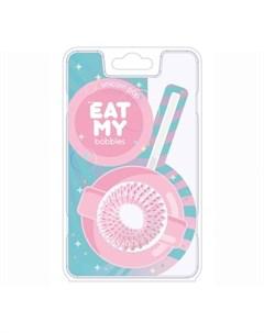 Резинка для волос Единорожий леденец 3 шт Eat my bobbles