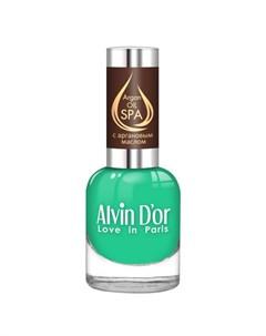 Лак SPA 41 Alvin d'or