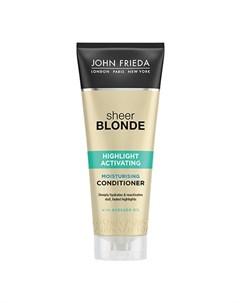 Кондиционер для волос Sheer Blonde 250 мл John frieda