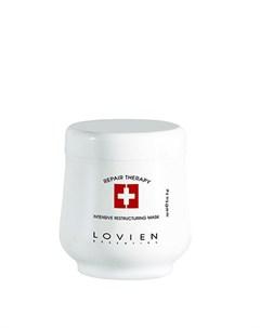 Кондиционер маска для сухих и окрашенных волос 250 мл Lovien essential