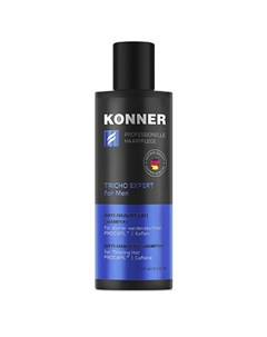 Konner Шампунь против выпадения волос для мужчин 250 мл Könner