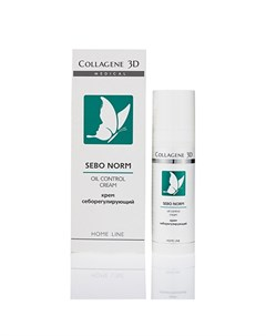 Medical Collagen 3D Крем для лица Sebo Norm 30 мл Medical collagene 3d