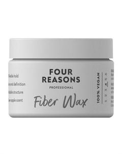 Воск для волос Fiber 100 мл Four reasons