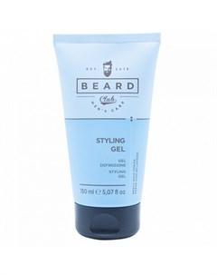 Гель для волос Beard Club 150 мл Kaypro
