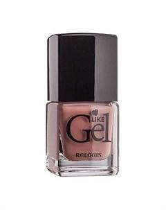 Лак для ногтей Like Gel 05 Relouis