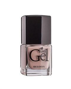 Лак для ногтей Like Gel 06 Relouis
