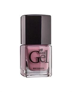 Лак для ногтей Like Gel 02 Relouis