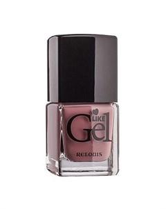 Лак для ногтей Like Gel 04 Relouis