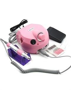 Аппарат для маникюра Аппарат для маникюра US 202 розовый Nail drill