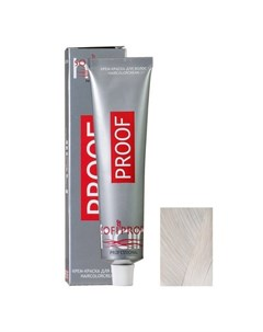 Крем краска для волос Proof 12 1 Sofiprofi