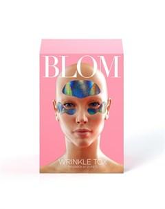 BLOM Патчи для лица Wrinkle Tox Blom