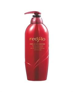 Кондиционер для поврежденных волос Redflo Camellia 750 мл Flor de man