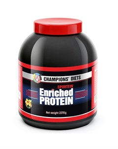 Протеин Sportein Enriched ваниль 2 27 кг Академия-т