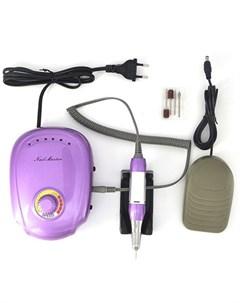 Аппарат для маникюра Аппарат для маникюра JMD 303 фиолетовый Nail master