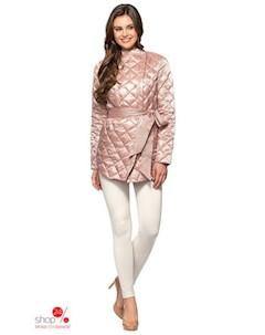 Куртка цвет бледно розовый Conso