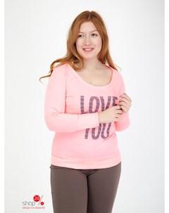 Джемпер цвет розовый