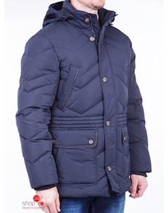 Куртка цвет темно синий Alfred muller