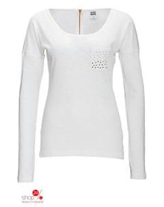 Лонгслив цвет белый Vero moda
