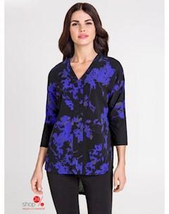 Блуза цвет синий Bestia