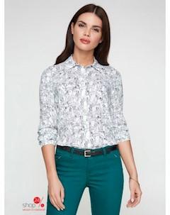 Рубашка цвет белый Bestia