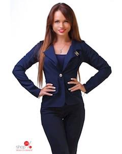 Пиджак цвет темно синий Funky