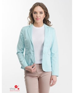 Пиджак цвет бирюзовый Glenfied