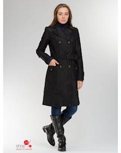 Плащ цвет черный Ladycoat