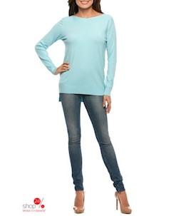 Джемпер цвет светло голубой Conso