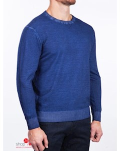 Джемпер цвет тёмно синий Alfred muller